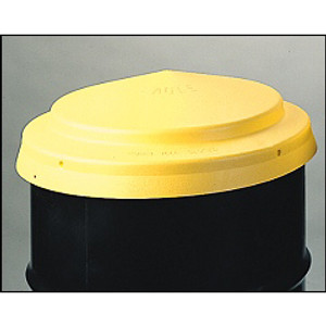 Eagle® Drum Cover, Plastic for 55 gallon Closed Head Drums, Each
