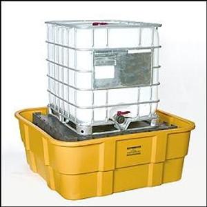 Eagle® IBC Platform, 400 gallon IBC Containment Unit, Poly