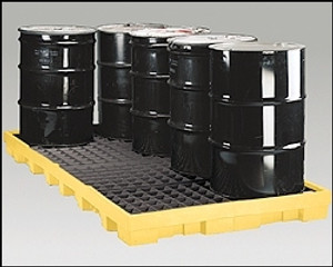 Eagle® Drum Platform, 8 Drum Low Profile Spill Platform