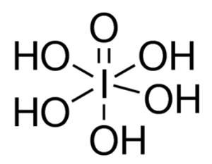 Periodic Acid ACS Reagent 99% 100 Gram