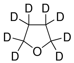 Tetrahydrofuran-D8 99.5 atom % D 0.5mL Case/5