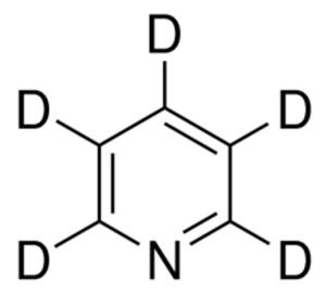 Pyridine-D5 99.5 Atom % D 0.5mL Case/10