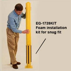 Eagle® Bollard Post Sleeve Installation Kit