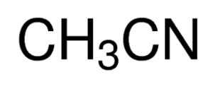 Acetonitrile Solution 0.1 % Formic Acid For HPLC 4 Liter Case/4