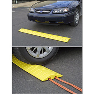 Eagle® Speed Bump and Cable Crossing Unit, 6 ft.