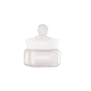 Borosil Weighing Bottles with Interchangeable Stopper 20 mL