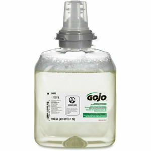 GOJO® Green Certified Foam Hand Soap Refill, 1200mL for TFX Dispensers, case/2