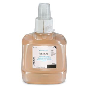 PROVON® LTX 1200 mL, Foaming Antimicrobial Skin Soap with 2% CHG, case/2