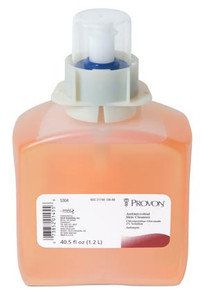 PROVON® Antimicrobial Skin Cleanser, 1200 mL Refill for MX-12 CHG Dispensers, case/3