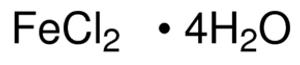 Iron(II) Chloride Ttetrahydrate Reagentplus 98% 1 Kg