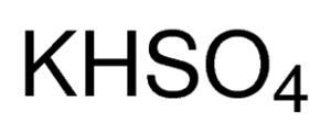 Potassium Bisulfate Reagent Grade 500 Gram