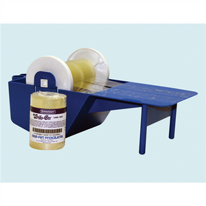 """Clear Protective Labeling Tape 1-1/2"""" Autoclavable, case/8"""