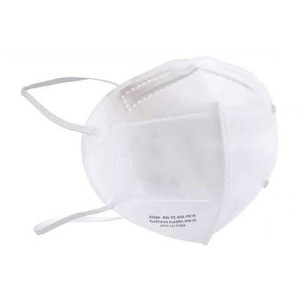 Face Mask, USA-Made, NIOSH Approved N95 Respirators, 95% protection, Min Order 30K