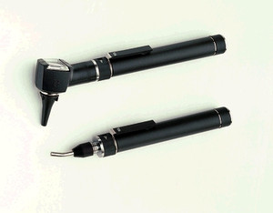 PocketScope Otoscope/ Throat Illuminator, AA Alkaline Battery Handle