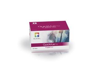 QuickVueH. Pylori Stool Antigen Test, 25 tests per kit
