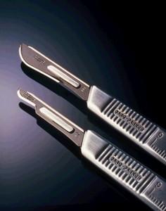 Blade Handle Size 6, 5 per case
