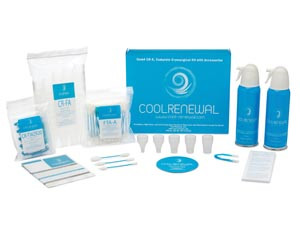 130 Freeze Kit with Applicators, 2 170mL Canisters of Cryogen, 2 Extender Tubes, 60 Assorted Foam Tipped Applicators