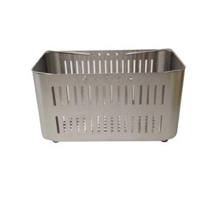 Accessories: Stainless Instrument Cassette Basket for U-10LH, Non-Hanging