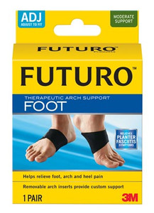 3M Arch Support, Adjustable, 2 pack, 6 packs per case