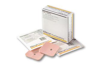 """Tracheostomy Dressing, 3-1/2"""" x 3-1/2"""", 10 per pack, 8 pack, per case"""