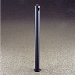 "Deluxe Cigarette Smokers Post, 3.5"" x 42"" In-Ground, Choose Color"