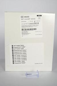 Saf-T Holder®, Male Luer Lock Adaptor, 50 per box, 4 boxes per case