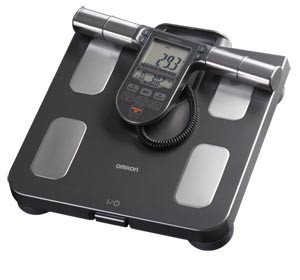 Composition Monitor with Scale, 7-Fitness Indicators, 90 Day Warranty