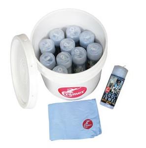 Reusable Towel Team Bucket Includes