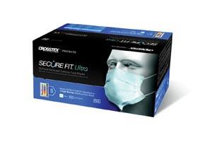 ASTM Level 3 Earloop Mask, Blue, 50 per box, 10 boxes per case