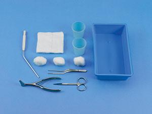 Nosebleed tray, Sterile, 50 per case
