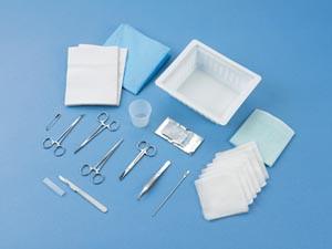 Circumcision tray, Sterile, 10 per case