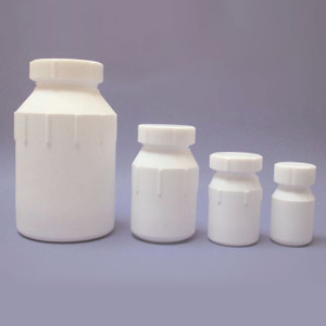 500mL Wide Mouth Bottle, PTFE, Each