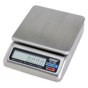 "Diaper & Specimen Scale, 5 lbs/ 2300 g, Platform: 6-1/2"" x 6-1/2"""