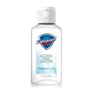 Safeguard Professional Hand Sanitizer, Liquid, 2oz, 48 per case