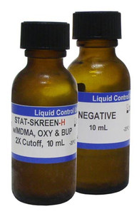 Clarity Drug Test Controls,