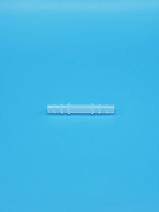 """Straight Connector, 8mm, 5/16"""", Sterile, 50 per box, 400 per case"""