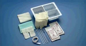 Tracheostomy Care Set, Hydrogen Peroxide, Sterile, 20 per case