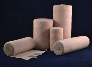 """Economy Elastic Bandage, 6"""" x 5 yds"""