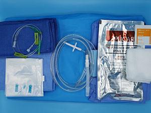 Hysteroscopy pack, Sterile, 5 per case