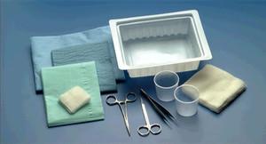 Suturing Kit, Satin Instruments, Sterile, 20 per case