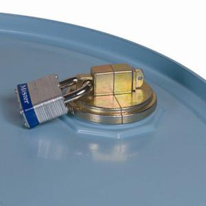 Justrite® Drum Security Locks for Steel drums, case/2, padlocks
