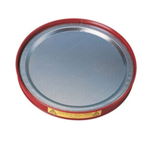 Justrite® Plated Steel Safety Spill Tray