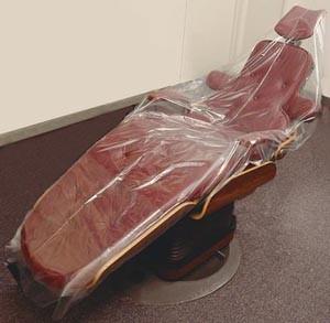 "Chair Protector, Full Chair, 39"" x 84"", 175 per Roll"
