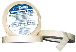"Autoclave Indicator Tape, 3/4"" x 60 Yd Roll, 54 per case"