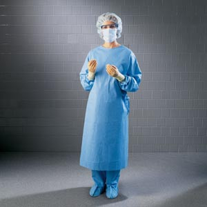 Surgical Gown, Towel, Sterile, XX-Large, 28 per case