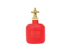 Justrite® 8 oz, Polyethylene Dispensing Can