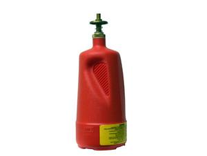 Justrite® 32 oz, Polyethylene Dispensing Can, Choose Color