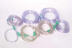 """Connecting Tube, 1/4"""" x 10 ft, Sterile, 50 per case"""
