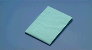 Towel, Sterile, Blue/ White, 50/dispenser box, 6 boxes per case