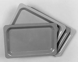 Service tray, Rectangular, Turquoise, 200 per case